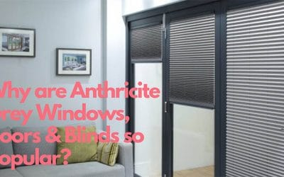 Anthracite Grey Bifold Doors and Windows – Why are they so popular at the moment?